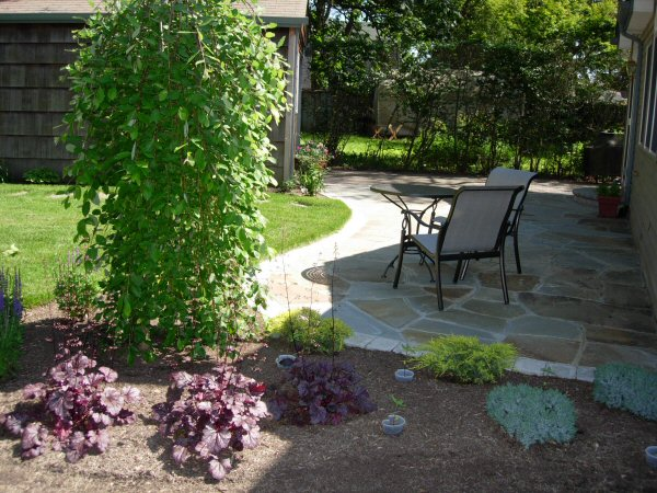 small backyard italian designed patio garden designer specialist