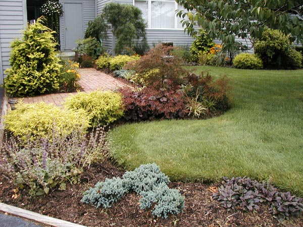 Landscape Design By Lee Long Island NY Before amp After